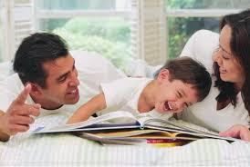 لو الأم مدرسة فالأب وزير التعليم معنى أن تكون أبا