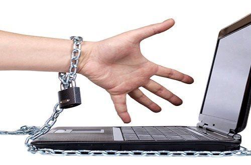 إدمان الإنترنت